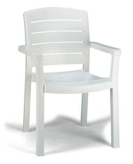 Picture of Grosfillex Acadia Stacking Armchair