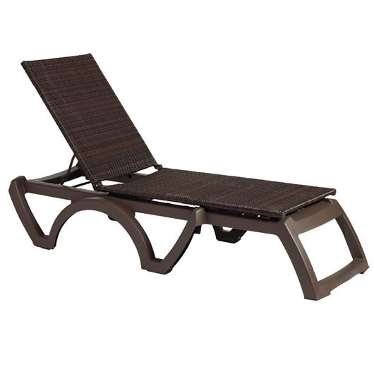 Picture of Java All Weather Wicker Chaise