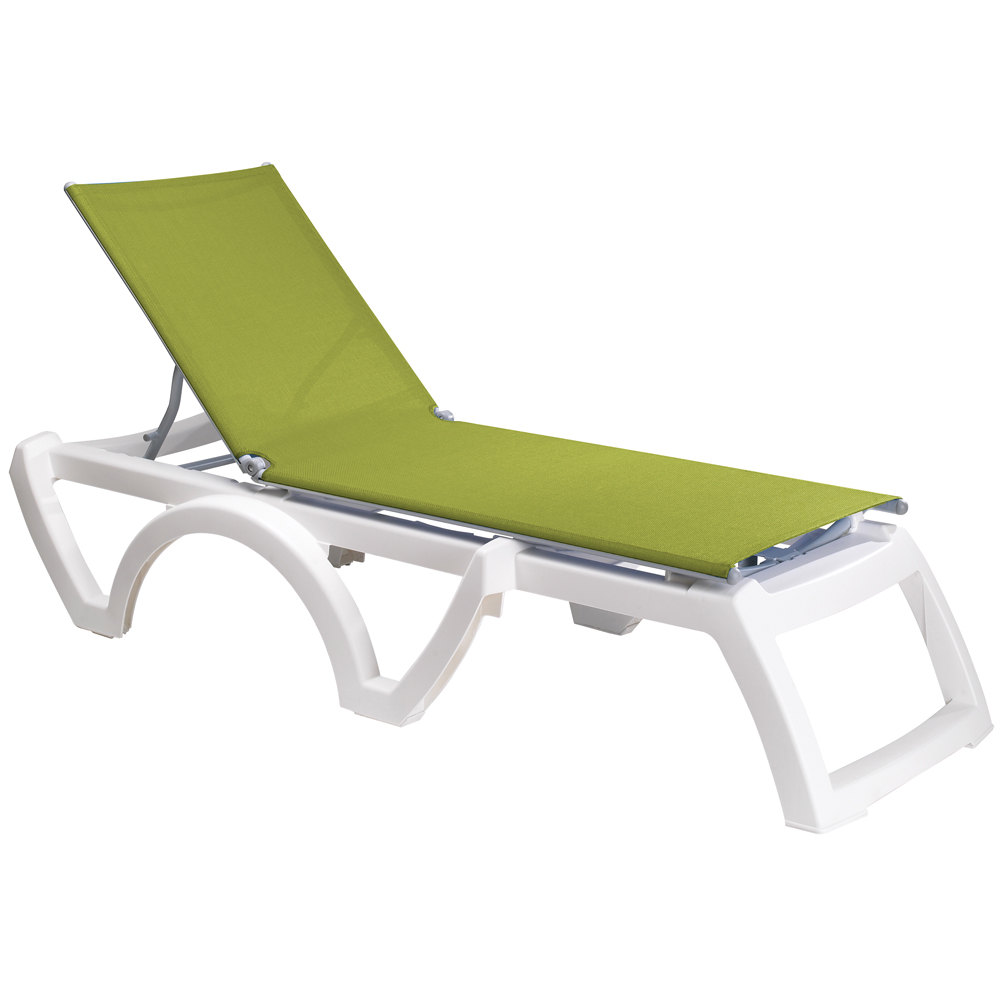 Grosfillex Chaise Lounge