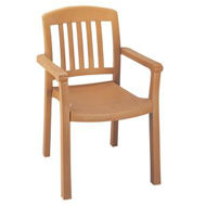 Picture of Grosfillex Atlantic Classic Stacking Armchair
