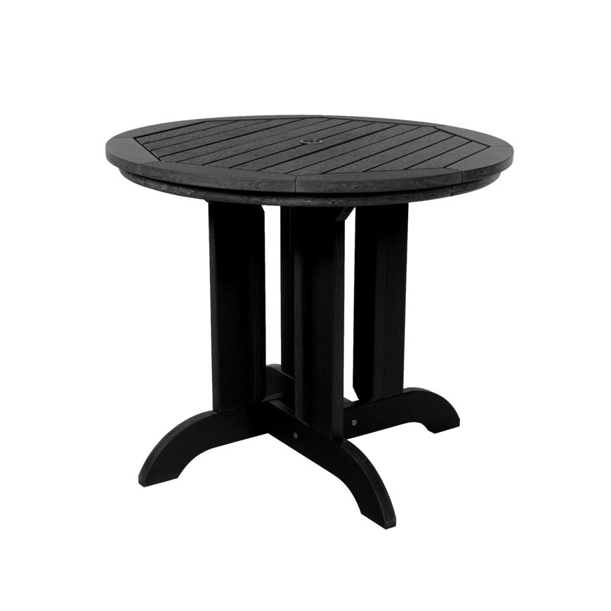 Picture of Round 36in Diameter Dining Table - Dining Height